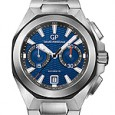 Girard-Perregaux Chrono Hawk Steel Bracelet