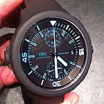 IWC Aquatimer Exploration LE