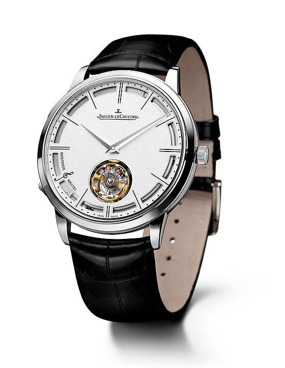 Jaeger-LeCoultre Master Ultra Thin Minute Repeater Flying Tourbillon - Perspective