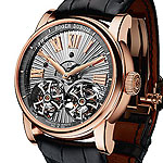 RD Hommage Double Flying Tourbillon -angle