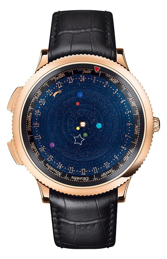 Van Cleef & Arpels Midnight Planetarium