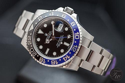 Rolex GMT-Master IIBLNR
