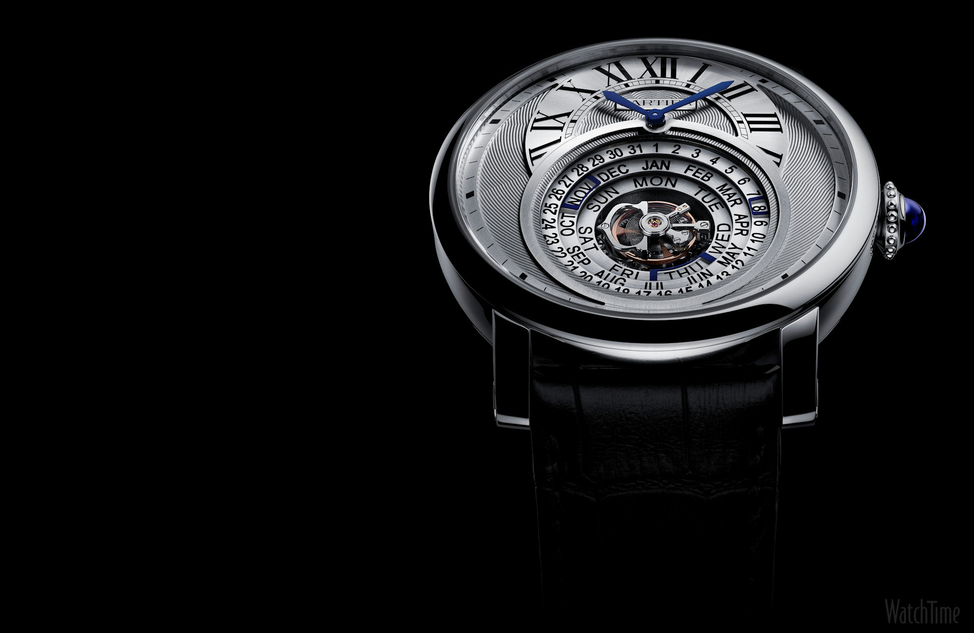 Luxury watches wallpaper - Astrocalendrier_560