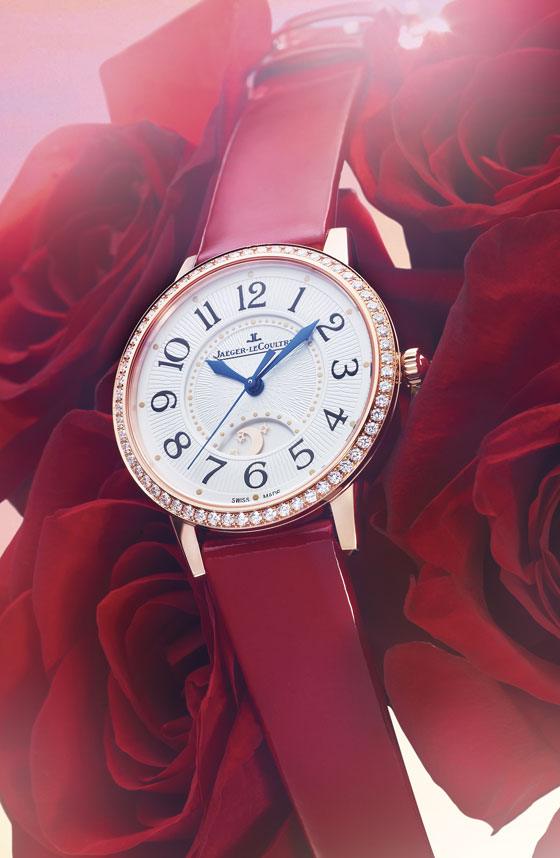 Jaeger-Lecoultre Rende-Vous Valentine's Day limited edition