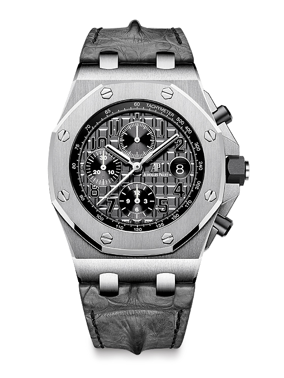 Audemars Piguet Royal Oak Offshore Chronograph gray/black