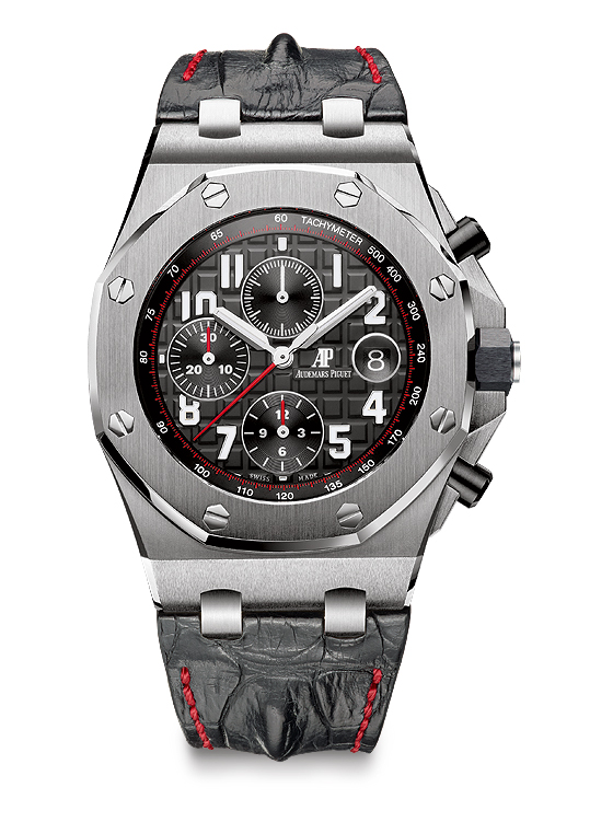 Audemars Piguet Royal Oak Offshore Chronograph black/black
