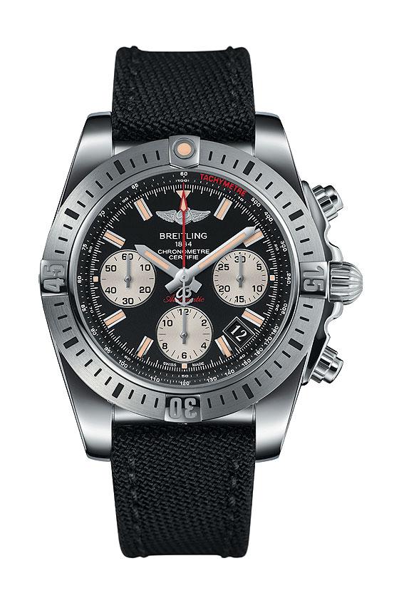 Breitling Chronomat  41 Airborne - Onyx black dial