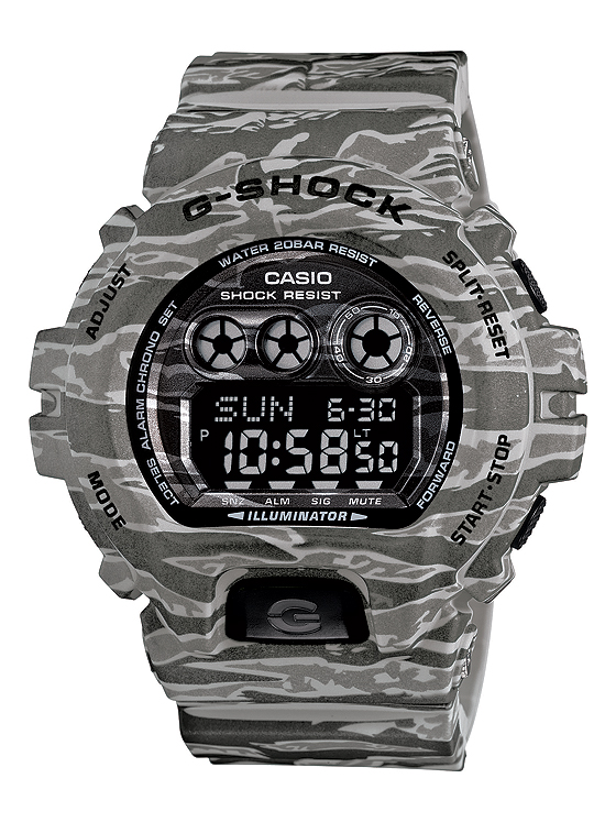 526ad591ed8 Camo and Chrono  7 Interesting Casio G-Shock Watches