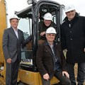 Hublot Manufacture groundbreaking - Biver & Guadalupe