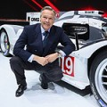 Karl-Friedrich Scheufele w/ Porsche 919 Hybrid