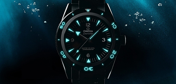 Replica Omega Seamaster Master Co-Axial Chronometer