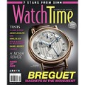 WatchTime April 2014 Cover