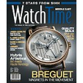 WatchTime Middle East - Cover