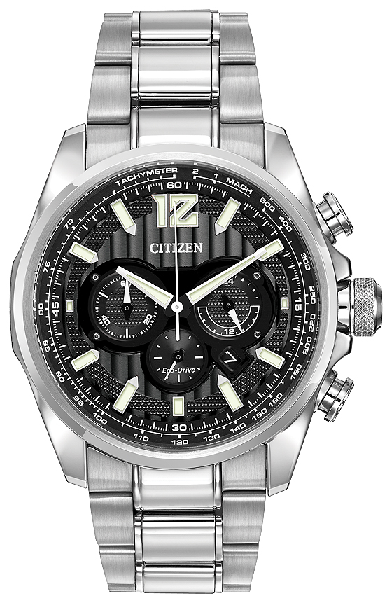 Citizen Eco-Drive Shadowhawk