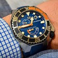 Girard-Perregaux Sea-Hawk - Blue