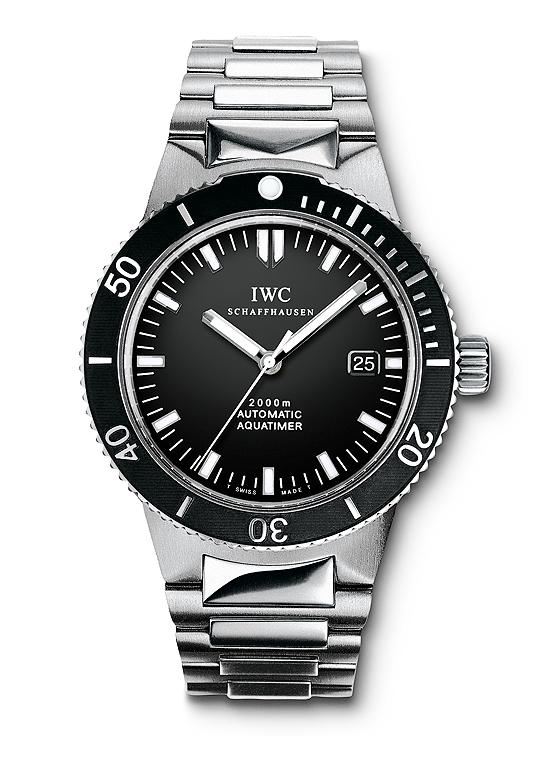IWC Aquatimer GST Automatic-2000 Ref. 3536 (1998)