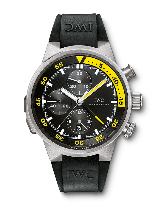 IWC Aquatimer Split-Minute Chronograph Ref. 3723 (2004)