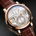 Lange Zeitwerk Striking Time rose gold