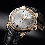 Longines Conquest Heritage - yellow gold