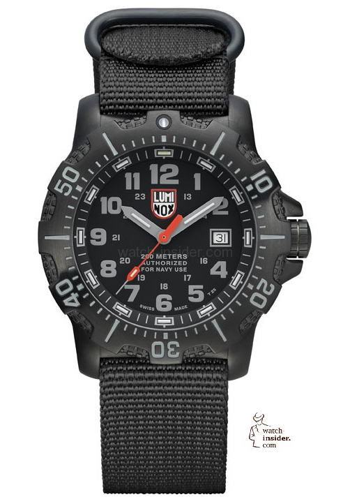 Luminox Authorized Essential Gear for Maritime Commandos