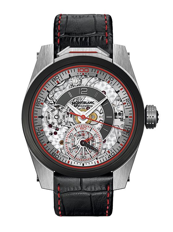 Montblanc TimeWalker Chronograph 100 - front