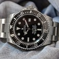 Rolex Sea-Dweller - live shot