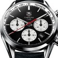 TAG Heuer Carrera Calibre CH80 - reworked-Black