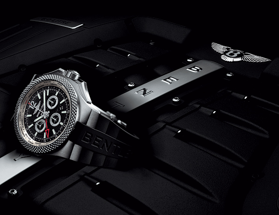 Breitling for Bentley GMT Light Body B04 - mood