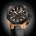 Girard-Perregaux Chrono Hawk in rose gold
