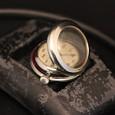 Hard Hat Pocket Watch Case for divers