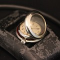 Hard Hat Pocket Watch Case for divers