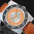 Sicura Safari watch with fold-out Victorinox knife