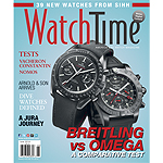 WatchTime May-June 2014 Cover