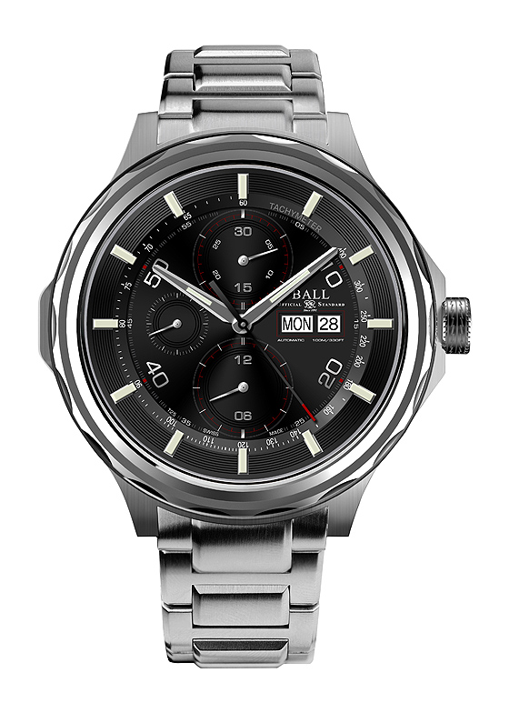 Ball Engineer Master II Slide Chronograph - front