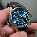 IWC Big pilot watch chronograph petit prince