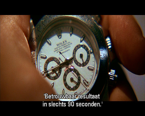 Kill Bill 2 - Fake Rolex