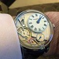 Maurice Lacroix Masterpiece - wrist