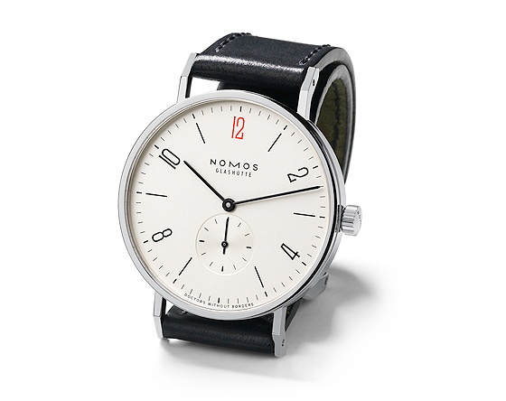 "Nomos Tangente 38 ""Doctors Without Borders"" USA"
