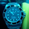Rolex Sea-Dweller 4000 submerged
