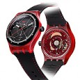 Swatch Sistem51 - red