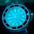 Tissot Seastar 1000 - submerged