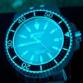 Tissot Seastar 1000 - submerged