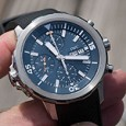 IWC Aquatimer Chronograph Expedition Cousteau
