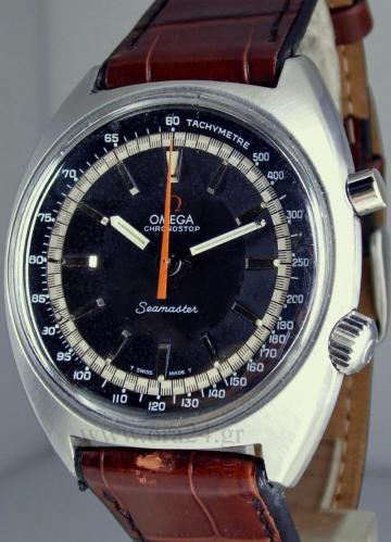 Omega Seamaster Chronostop