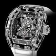 Richard Mille Tourbillon RM 56-02 Sapphire - front