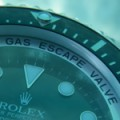 Rolex Sea-Dweller Deepsea - submerged