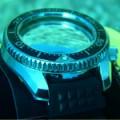 Seiko Marinemaster bezel submerged