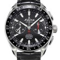 Alpina Alpiner 4 Chronograph - black w/ strap