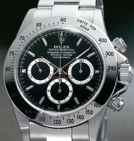 Replica Authentic Rolex Daytona