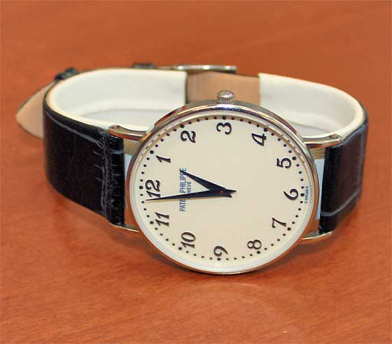 Counterfeit Replica Patek Philippe watch